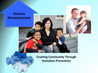 Creating Community Through Homeless Prevention