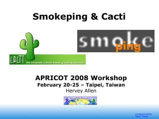 Smokeping & Cacti