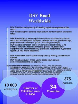 DSV Road Worldwide