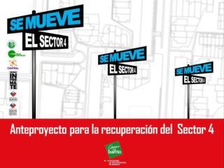 TALLERES-DISEÑO-PARTICIPATIVO CON VECINOS SECTOR 4 15 marzo 2008