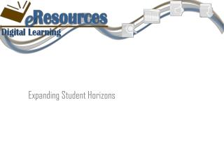 Expanding Student Horizons
