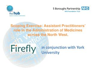 in conjunction with York  University