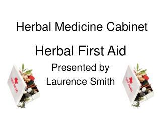 Herbal Medicine Cabinet