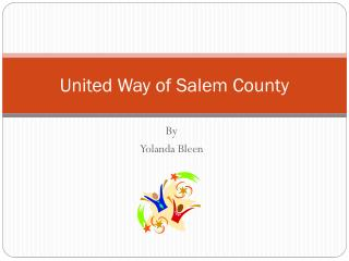 United Way of Salem County