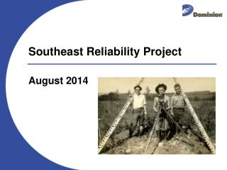 Southeast Reliability Project