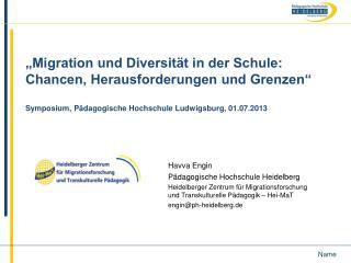 Havva Engin Pädagogische Hochschule Heidelberg