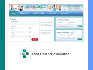 ILHospitalJobs:  A New Approach to Recruitment