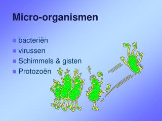 Micro-organismen
