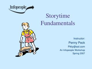 Storytime Fundamentals