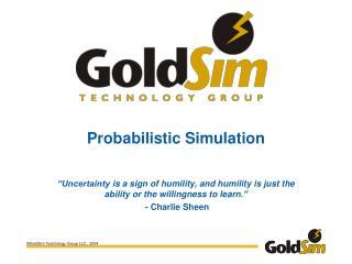 Probabilistic Simulation