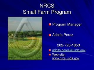NRCS Small Farm Program