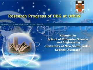 Xuemin  Lin School of Computer Science  and Engineering University of New South Wales