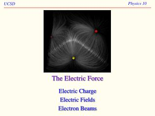 The Electric Force