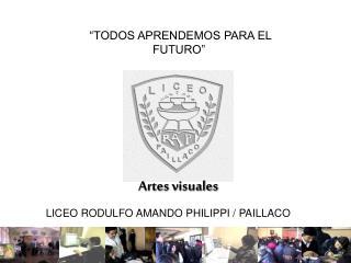 """""""TODOS APRENDEMOS PARA EL FUTURO"""""""