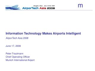 Facts about Munich Airport