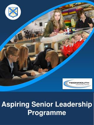 Aspiring Senior Leadership Programme