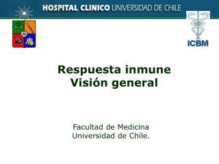 Respuesta inmune Visión general
