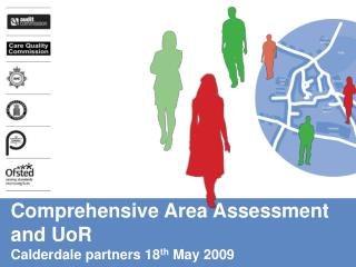 Comprehensive Area Assessment and UoR Calderdale partners 18 th  May 2009