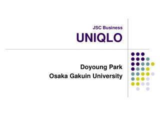 JSC Business UNIQLO