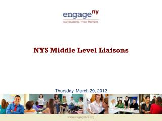 NYS Middle Level Liaisons