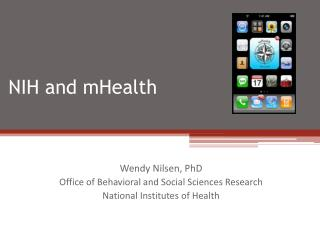 NIH and mHealth