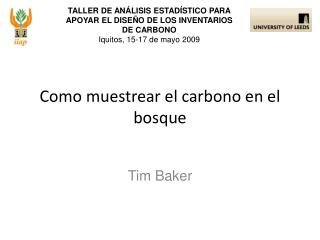 Tim Baker