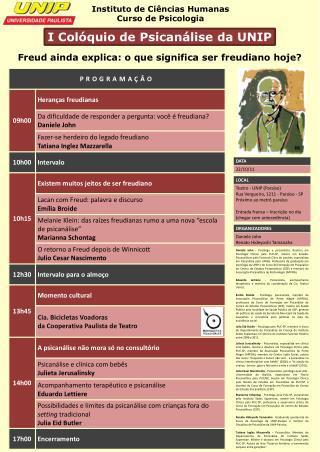 Freud ainda explica: o que significa ser freudiano hoje?