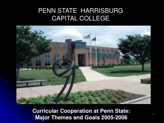 PENN STATE  HARRISBURG CAPITAL COLLEGE