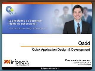 Para más información : Jose R. Vilar,  CISA,  CISM jvilar@infonova.es