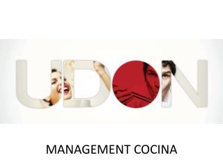 MANAGEMENT COCINA