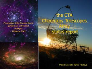 C TA  An advanced facility for ground-based high-energy gamma ray astronomy