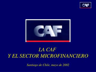 Santiago de Chile, mayo de 2002