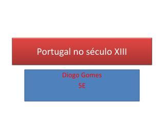 Portugal no século XIII