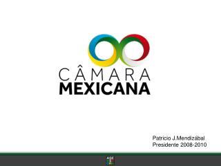 Patricio J.Mendiz�bal Presidente 2008-2010