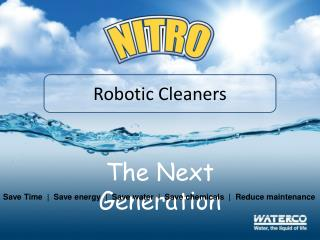 Robotic Cleaners