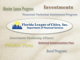 Florida Municipal Investment Trust  (FMIvT)