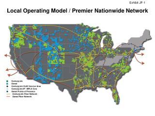 Local Operating Model / Premier Nationwide Network