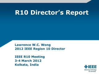 R10 Director's Report