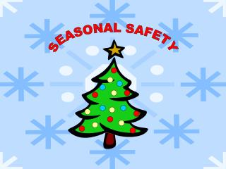 SEASONAL SAFETY