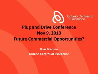 Plug and Drive Conference
