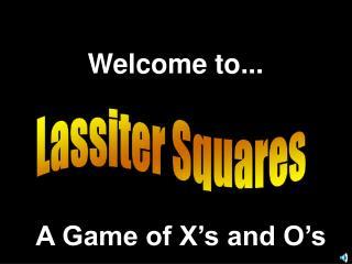 Lassiter Squares