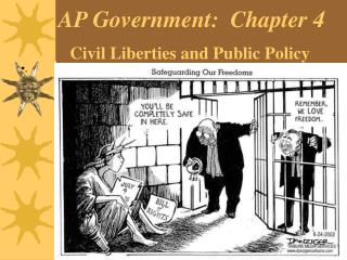 AP Government:  Chapter 4