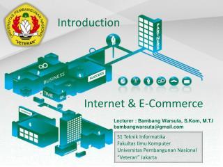 Internet & E-Commerce