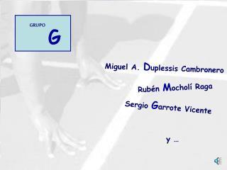 Sergio  G arrote Vicente