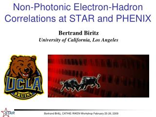 Non-Photonic Electron-Hadron Correlations at STAR and PHENIX