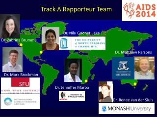 Track A  Rapporteur  Team