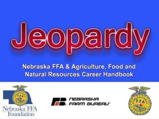 Nebraska FFA & Agriculture, Food and Natural Resources Career Handbook