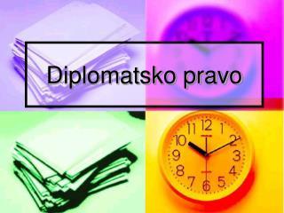 Diplomatsko pravo
