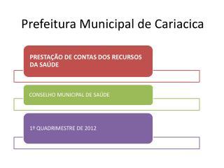 Prefeitura Municipal de Cariacica