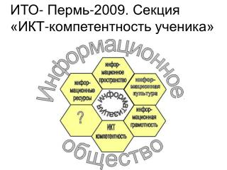 ИТО- Пермь-2009. Секция «ИКТ-компетентность ученика»